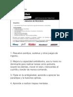 PERFILES DE PUESTAS EN EL ÁREA DE PRODUCCIÓN