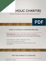 catholic charitiies
