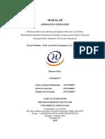 391515781 Manajemen Keuangan Lanjutan Operating Exposure