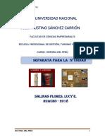 Segundo Horizonte Historia Peru