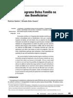 Efeitos Do Programa Bolsa Família Na Fecundidade Das Beneficiárias2