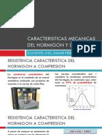 2. Caracteristicas Mecanicas Del Hormigon y Del Acero