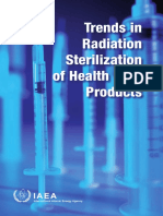 IAEA Trends in Sterilization