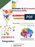 GRUPO # 2 Elementos de La Comunicación (Presentación Completa)