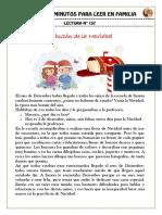 Lectura N° 157 El buzón de navidad