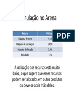 Simulação No Arena