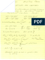 471 Equations and Constants
