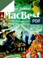 t. Pratchett - Discworld #06 - Macbest