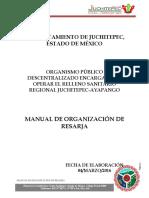 30 Manual de Organizacion Del Relleno Sanitario