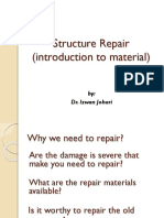 Repair Materials Introduction