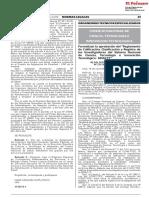 Formalizan La Aprobacion Del Reglamento de Calificacion Cl Resolucion n 215 2018 Concytec p 1716352 1