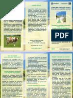 Pliant Organizatii Producatori Lapte 2015