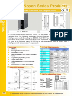 Gen4 Product Manual V3 0 | Electric Current | Control Theory