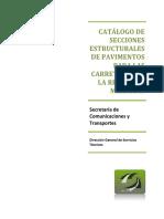 Catalogo de secciones estructurales de pavimentos.pdf