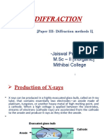 x Raydiffraction 123