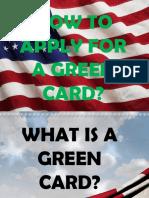 Greencard Pp t