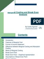 Ppt2 Marginal Costing