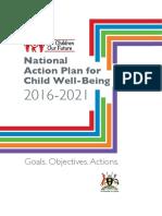 uganda child well-being plan