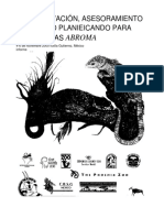 Abronia Lizard CAMP Final Report_2000