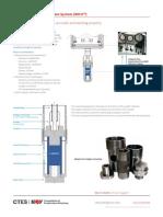 CTES WICS Weight Indicator Calibration System