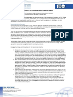 FIDIC Global Conditions of Contract for the Construction Industry