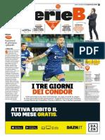 La Gazzetta Dello Sport 08-12-2018 - Intervista A Rastelli
