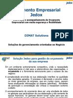 Gestão Orçamento Jedox 2013 v3.3