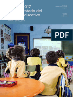 Informe Sistema Educativo 2017