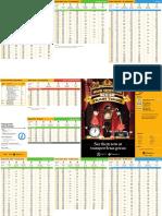 Bus Timetable 13 20141012