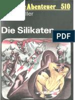 Das Neue Abenteuer 510 - Peter Mueller - Die Silikaten