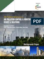 Air Pollution Control & Monitoringissues