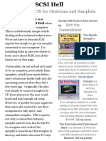 Tweakheadz - Surviving SCSI Hell