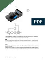 566199 en Magneto Resistive Proximity Sensor SMTO