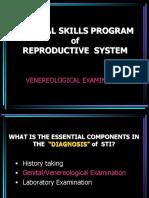 venereological exam
