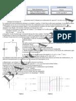 Série Physique LesOscillationsElectriquesLibres BacSci 1
