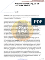 SBI Clerk 2016 Question Paper