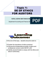 1) Code of ethics for auditors.ppt