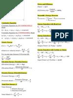 Fluid Formulas (1st Chapter)