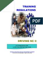 Tr - Driving Nc II
