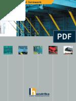 Documentation Tunnel Formwork