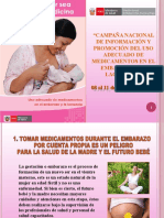 Ntacion - Publico -Campaña Nacional Del Uso Adecuado de Medicamentos en El Embarazo y La Lactancia-pg-17!08!13