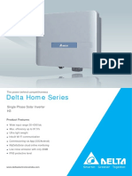 DELTA RPI H3 Data Sheet