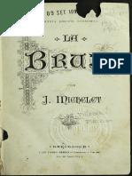 La Bruja - Michelet
