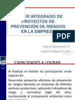 Presentacion Taller Integrado 2018 Pev