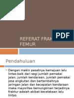 155054500 Referat Fraktur Femur