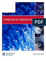 DHS CyberSecurity Roadmap