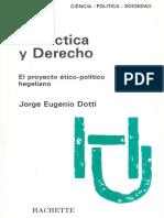 Dotti Jorge Eugenio - Dialectica Y Derecho.PDF