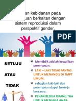 Issue Gender