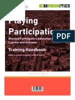 eurbanities training hand book