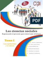 LAS CIENCIAS SOCIALES , REPENSANDO EL PRESENTE PARA INTERVENIR EL FUTURO .